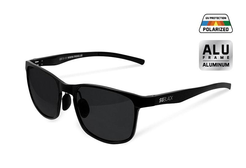 bb132f06a Polarizačné okuliare Delphin SG Black - čierne sklá - Najhobby ...