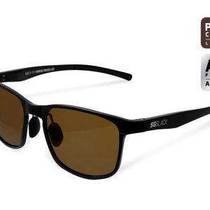 1fc6cdc70 DomovOblečenieOkuliare Fotochromatické okuliare Delphin SG Black – hnedé  sklá