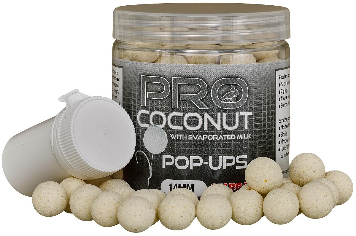 5305eeea67 Starbaits PRO Coconut Pop up 20mm - Najhobby - obchod pre chovateľov ...