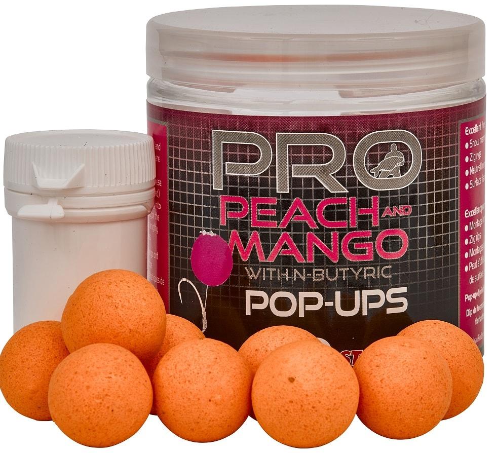 e62dcc88f7 Starbaits PRO Peach   Mango + Butyric Pop up - Najhobby - obchod pre  chovateľov